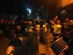 Χοροσταλίτες και.... χορός On Τhe Road