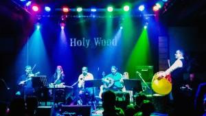 Από το Πρωτοχρονιάτικο «Χοροσταλίτικο» γλέντι στο HolyWood Stage